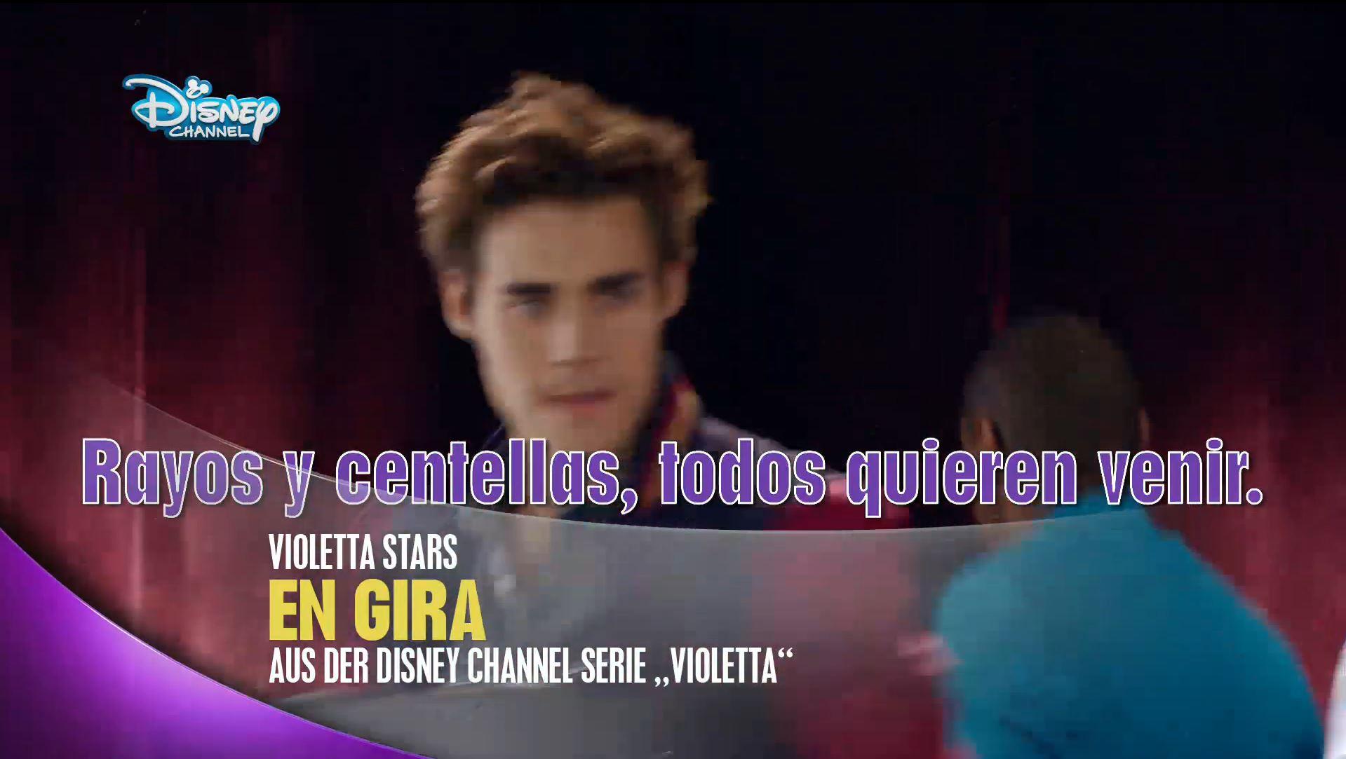 En Gira - Violetta Stars