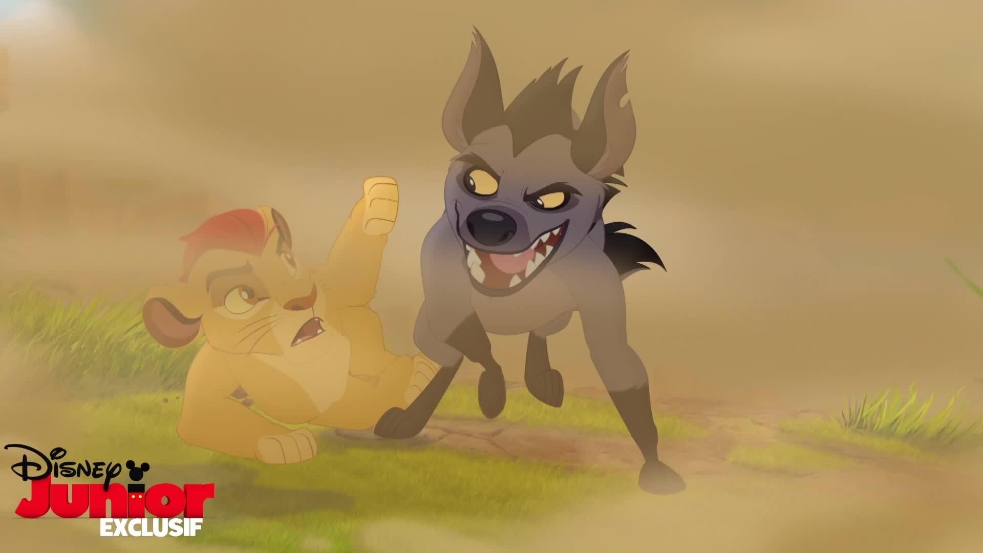 La Garde du Roi Lion - La Nouvelle Famille de Fuli - Premères minutes