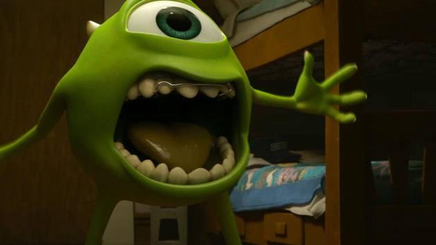 Die Monster Uni - Jetzt auf DVD