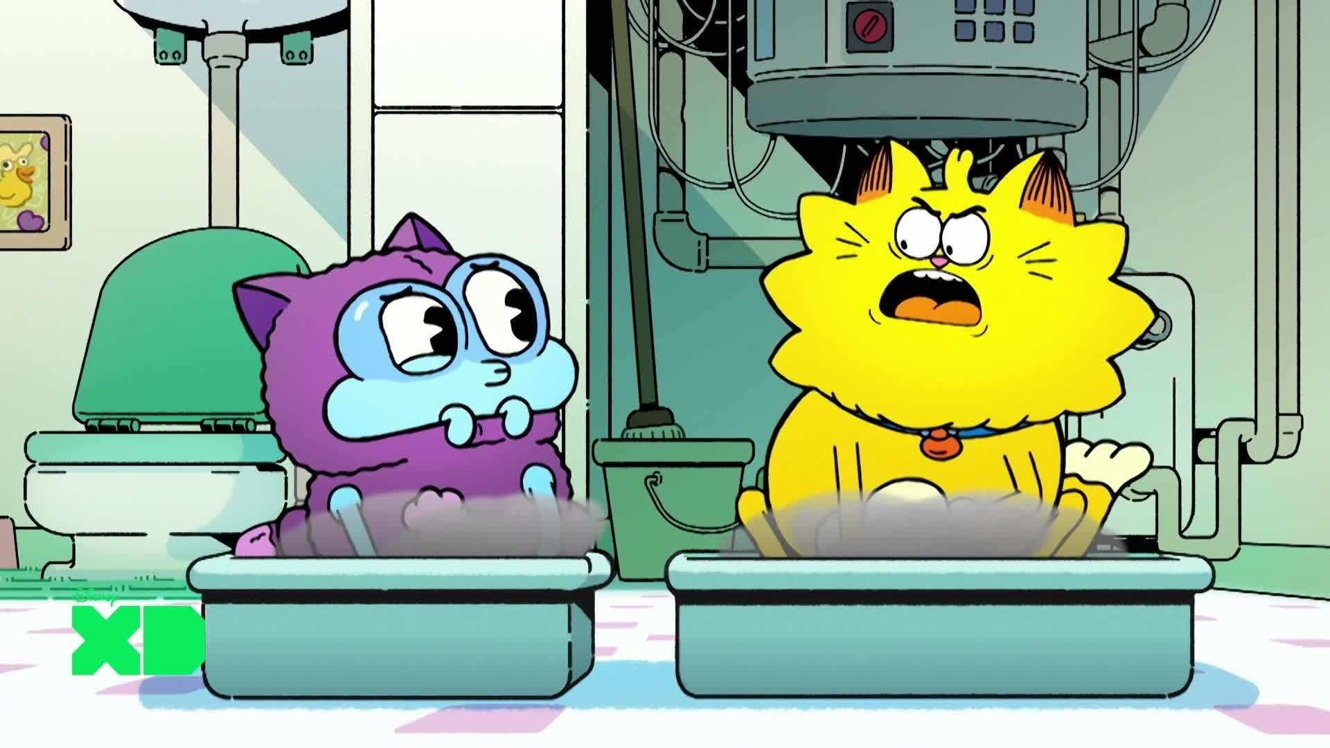 Carrément Chat - Le chat, l'alien et la litière