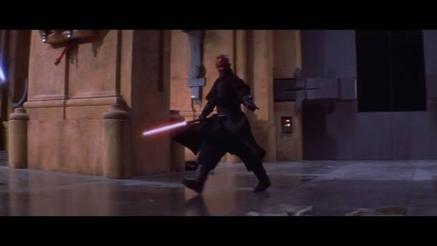 Star Wars - Extrait : Duel au cœur du pouvoir