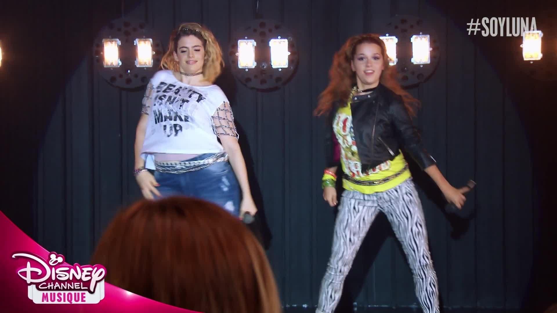"Soy Luna - Chanson : ""A rodar mi vida"" (épisode 18)"