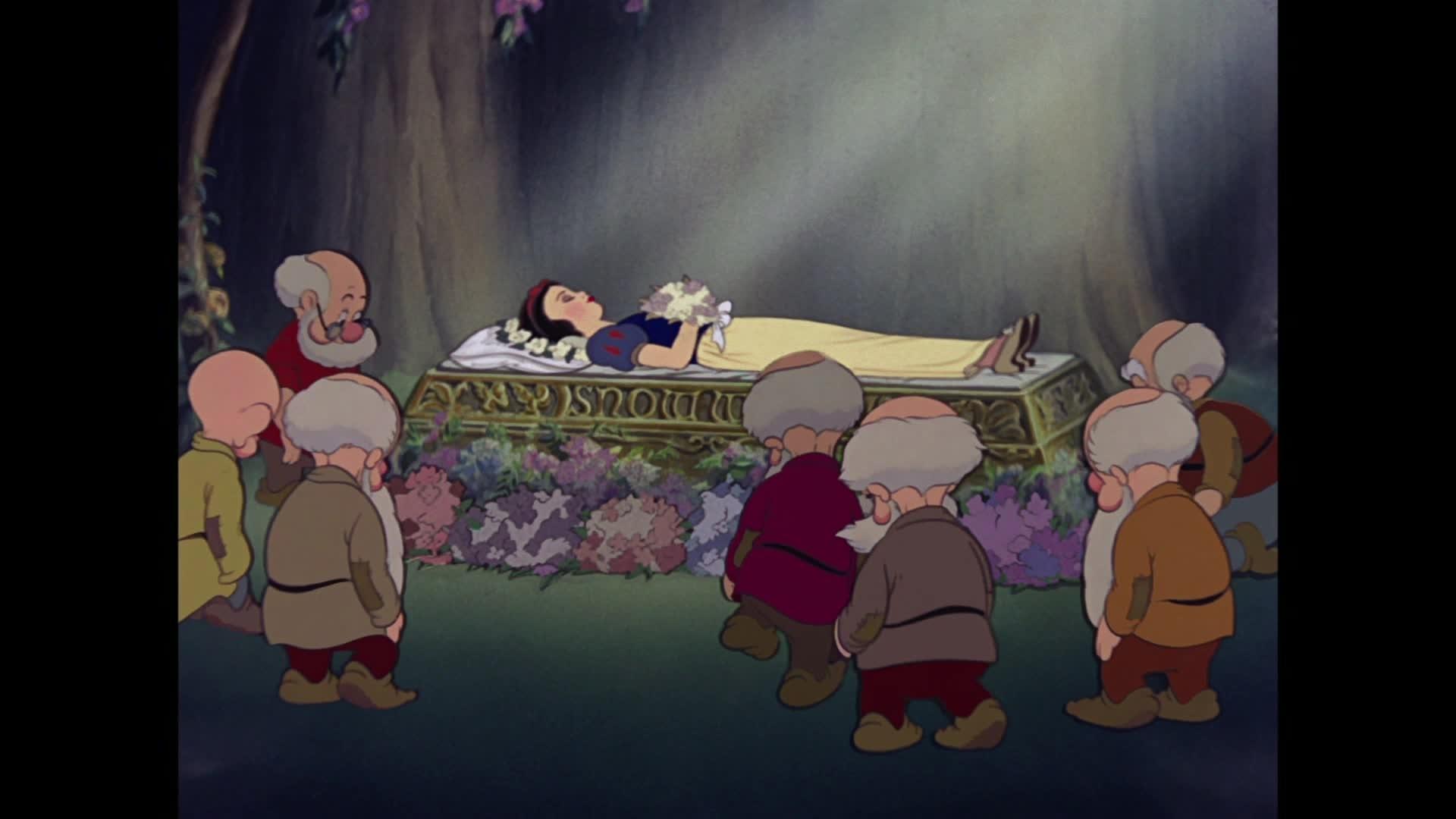 Blanche Neige et les Sept Nains - Je souhaite