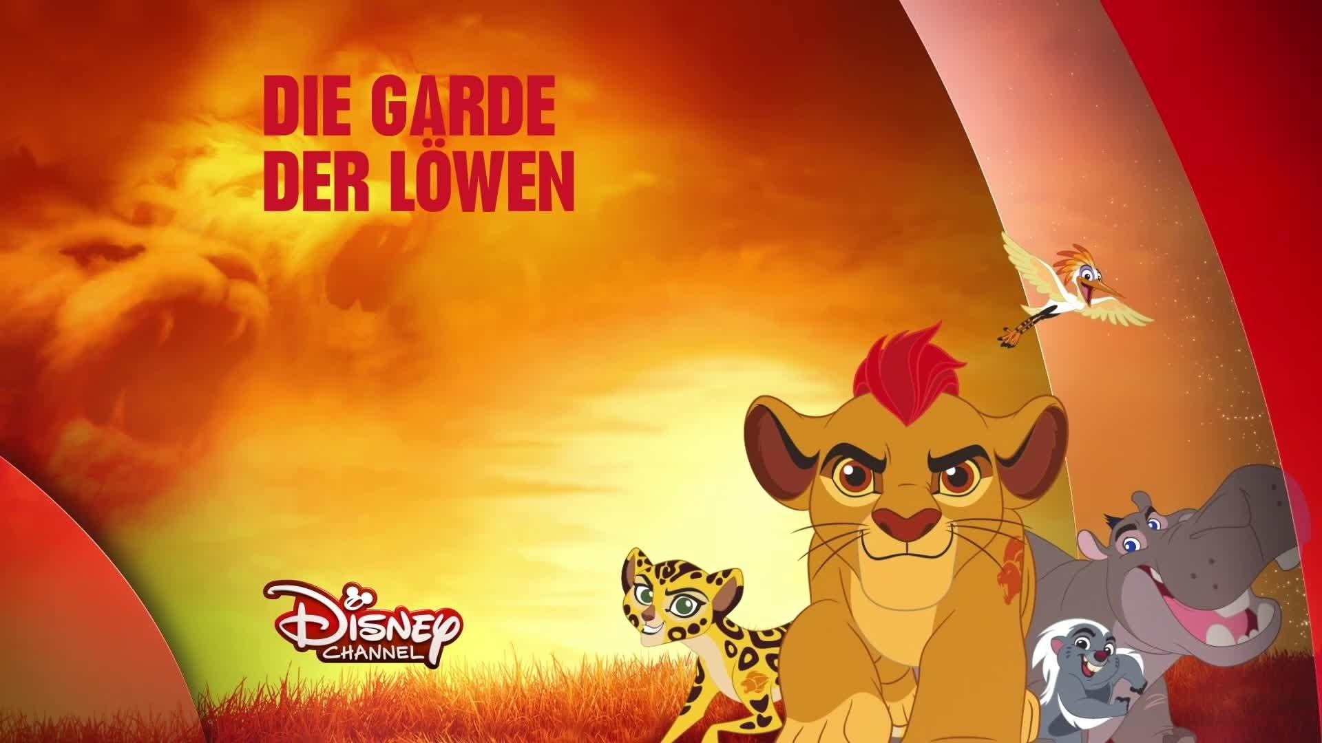 Die Garde der Löwen - Trailer