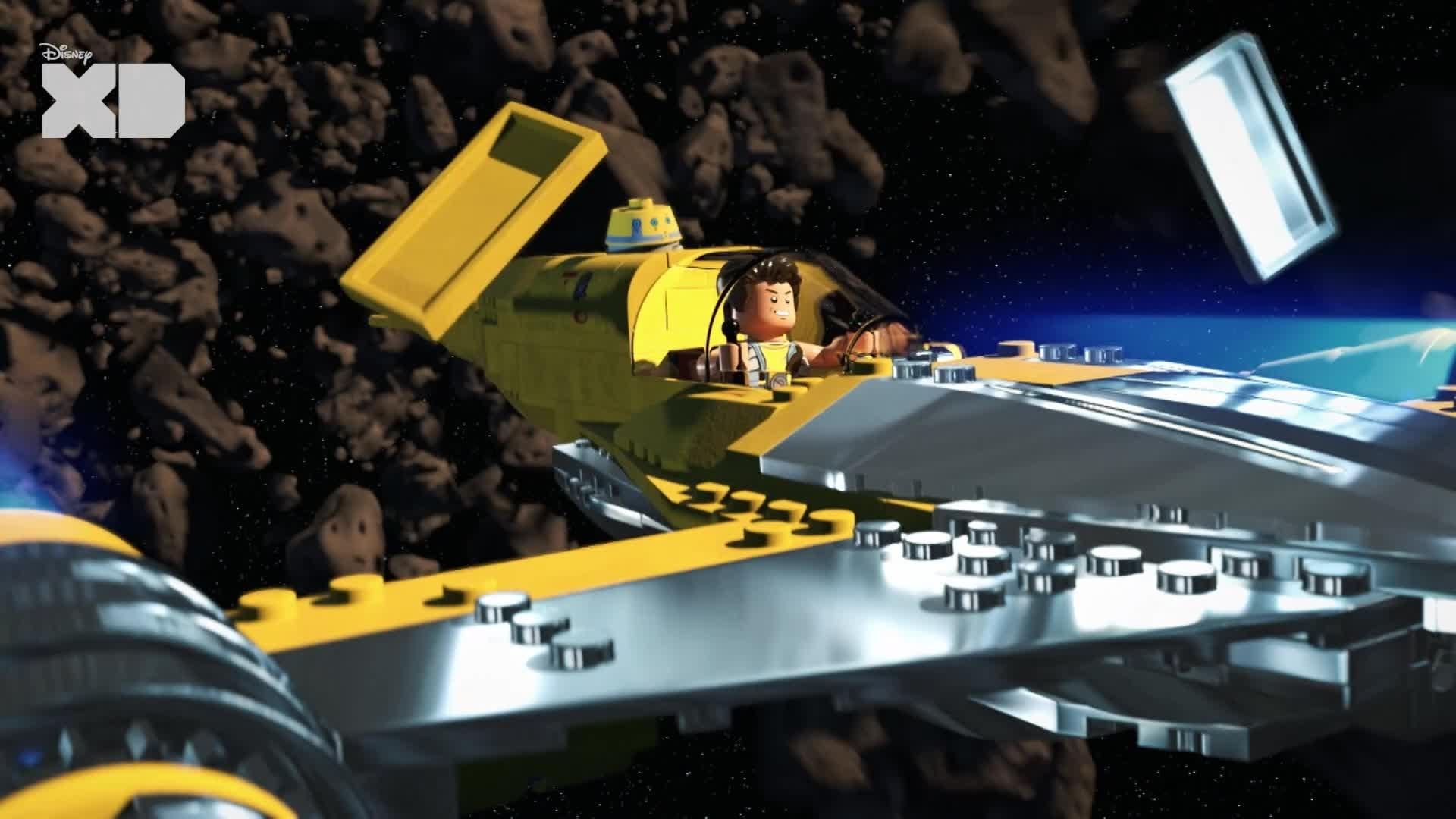 Zander's Space Trip