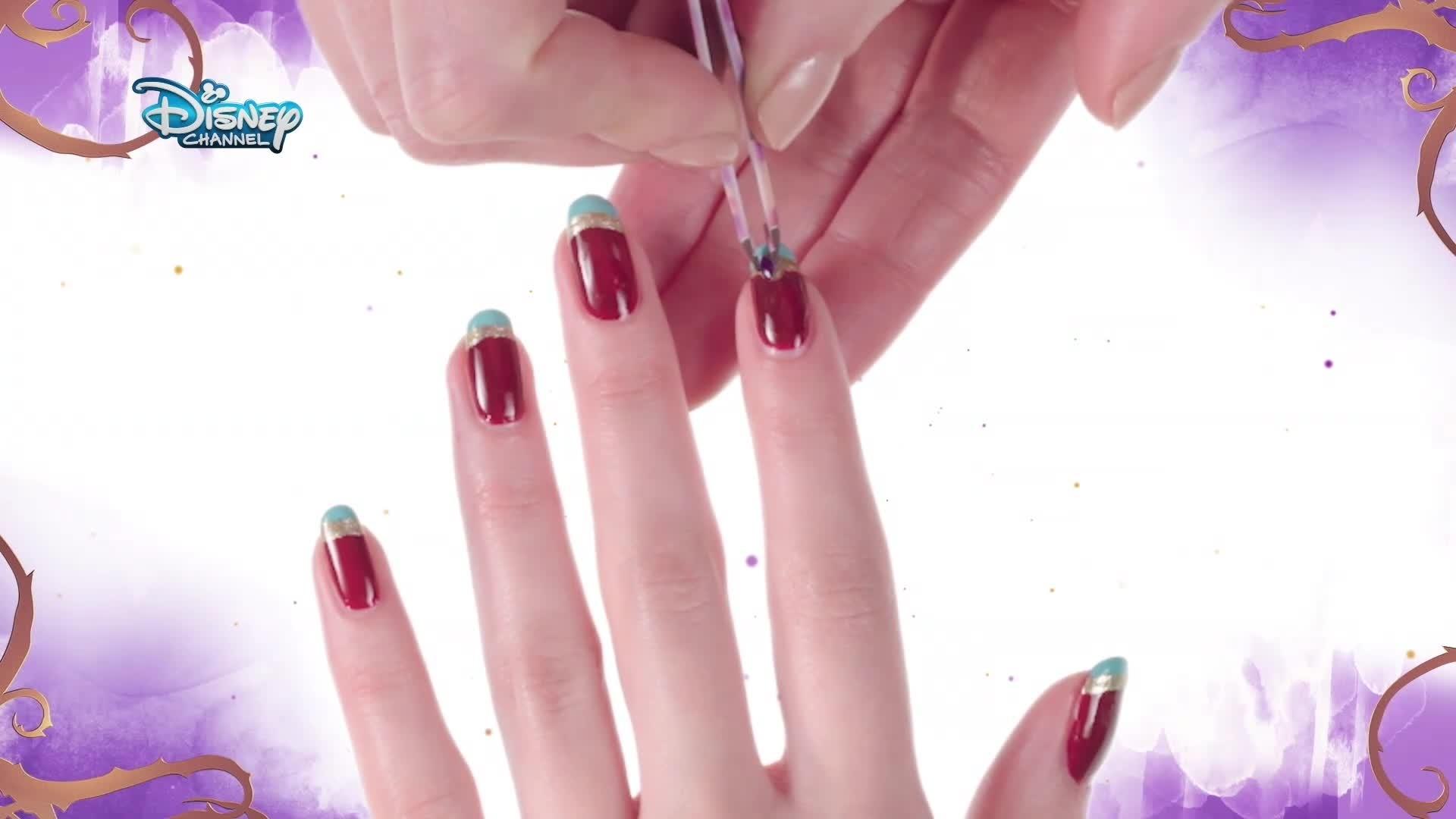 Nail Art - Evie