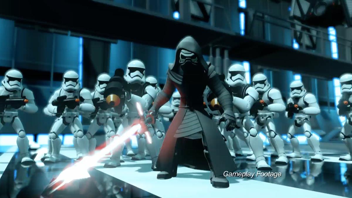 Disney Infinity 3.0 - Aventure Star Wars : Le Réveil de la Force