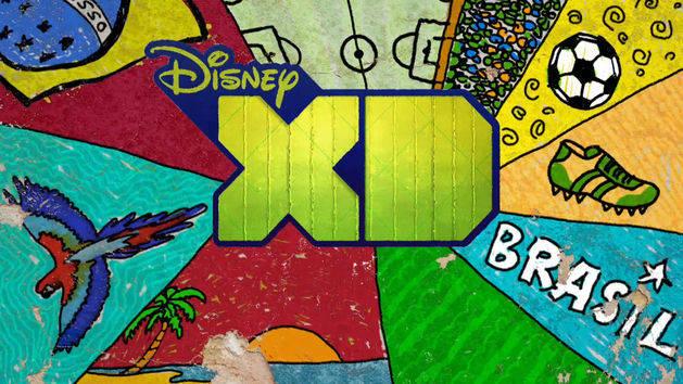 Fußball WM 2014 - Disney XD - Karate Chaoten
