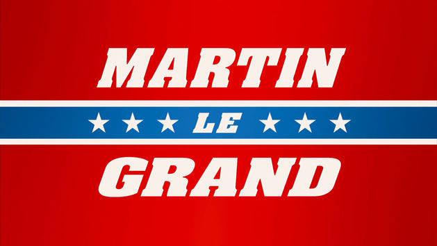 Cars toon - Martin Le Grand