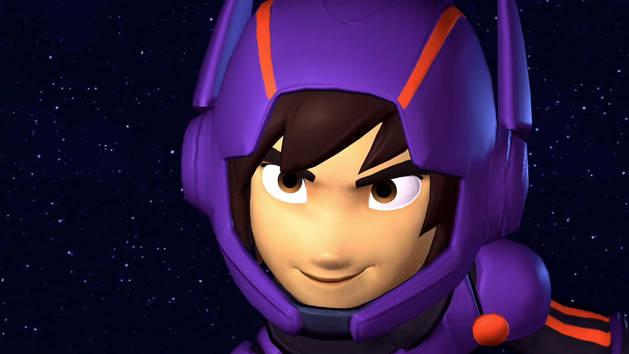 Hiro & Baymax - Disney Infinity 2.0