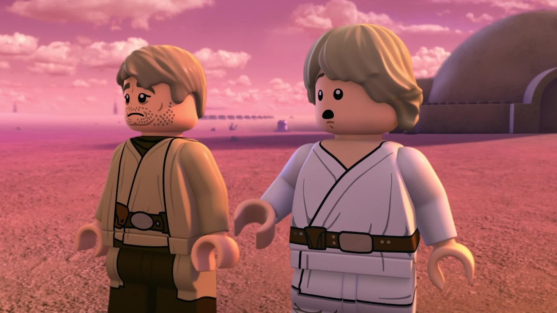 Lego Star Wars : Les Contes Des Droïdes - Un droïde qui fonctionne