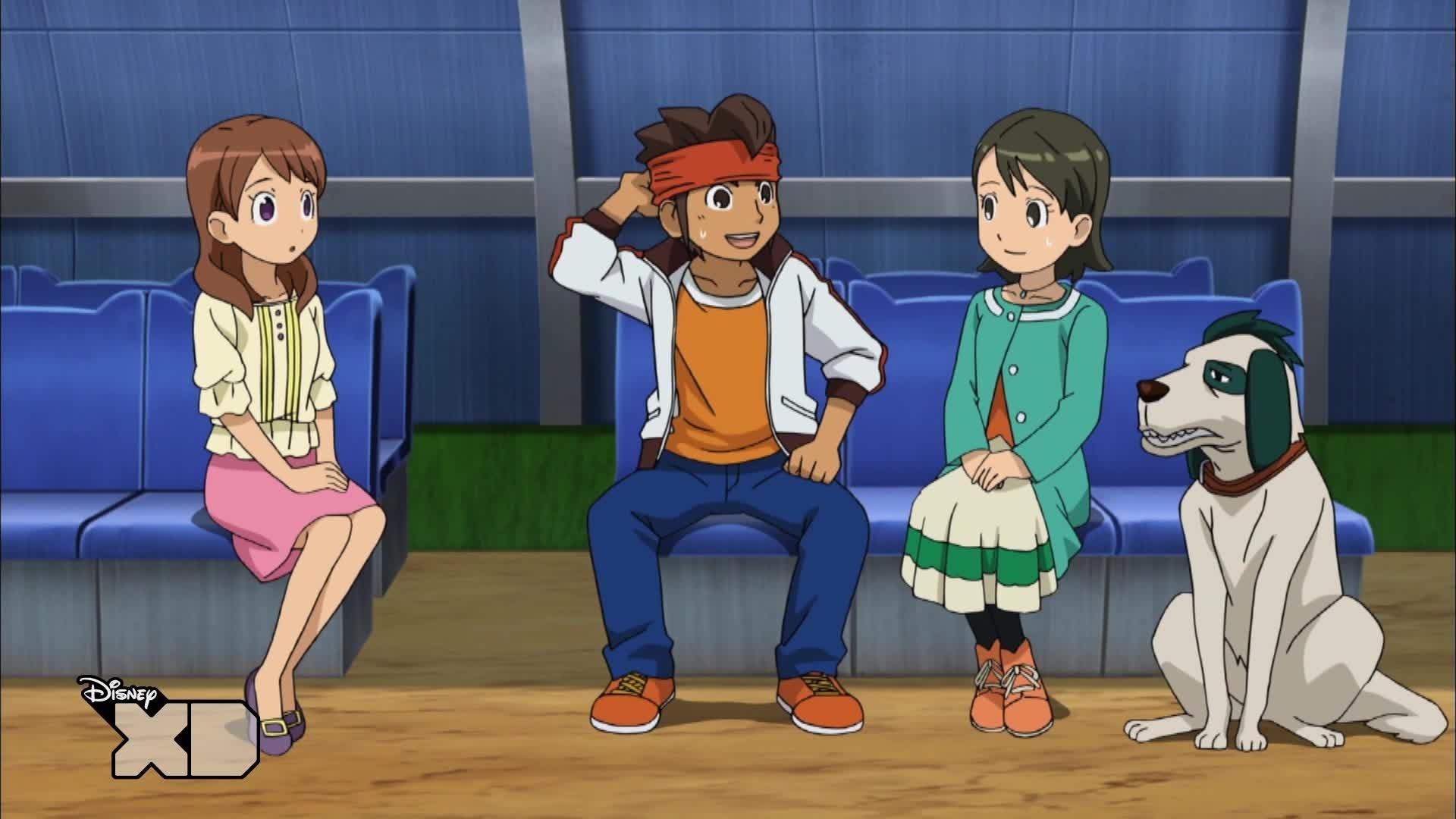 Inazuma eleven finale contre la royal academy deuxi me - Disney xd inazuma eleven ...