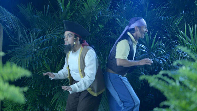 Clip : L'île secrète des pirates