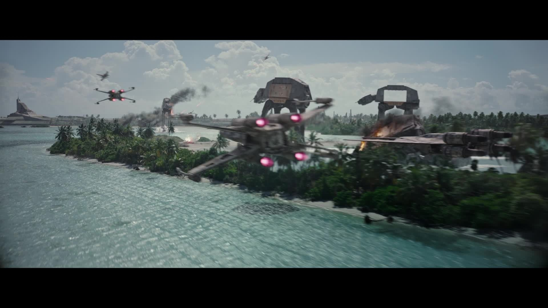 Bande Annonce - Rogue One (VOST)