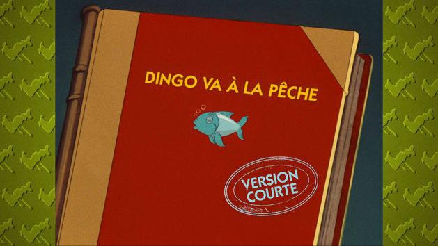 Mickey trop drôle - Dingo va à la pêche