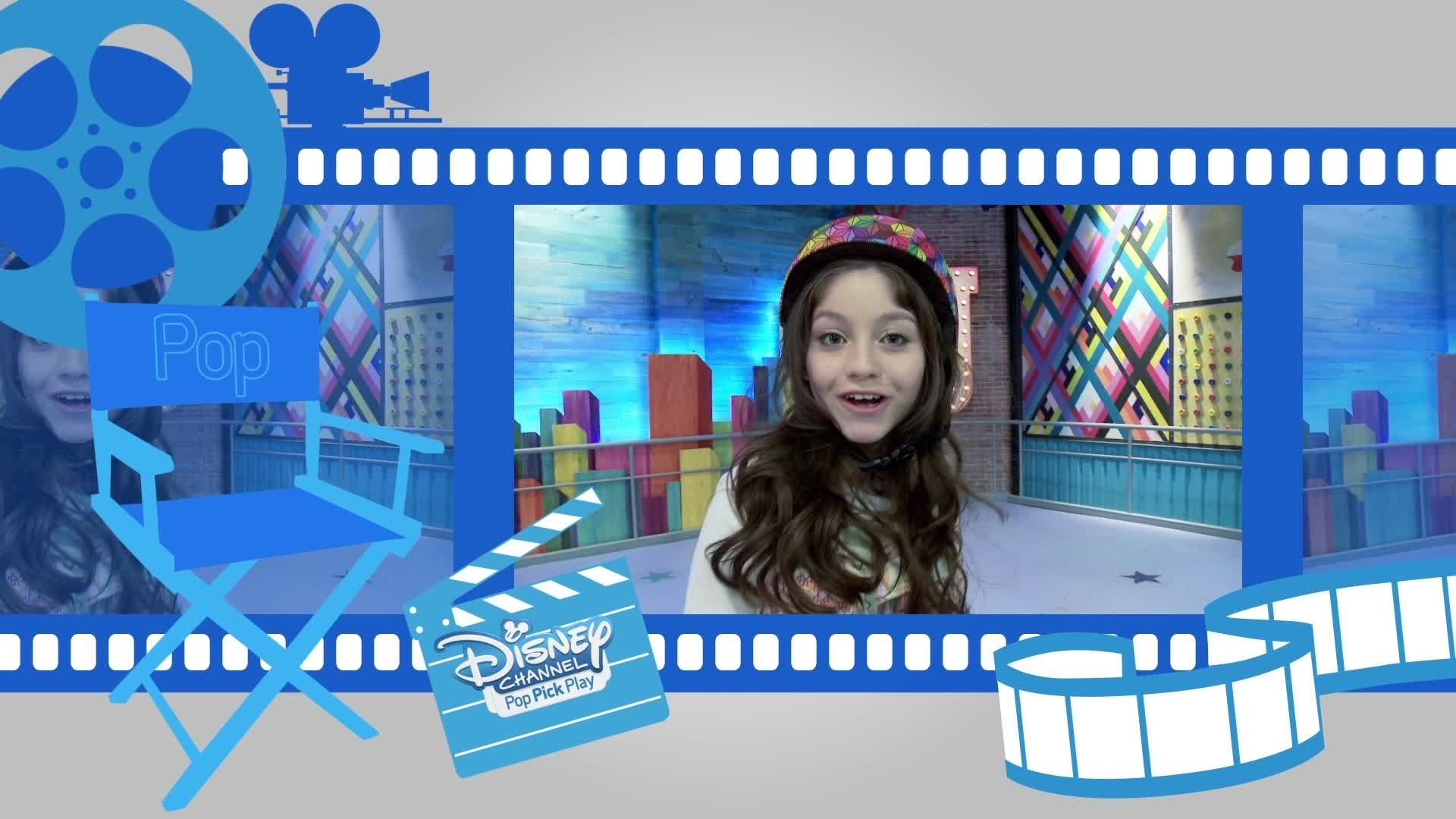 Découvre la nouvelle thématique du service Pop Pick Play de Disney Channel
