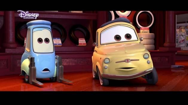Cars - Trailer