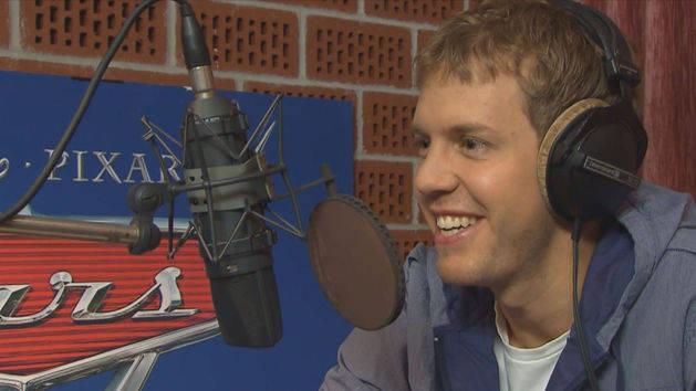 Cars 2 - Sebastian Vettel