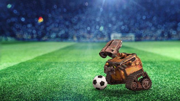 Fußball-Fieber: Wall-E - Clip