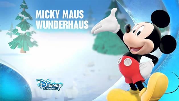 Adventsabenteuer - Micky Maus