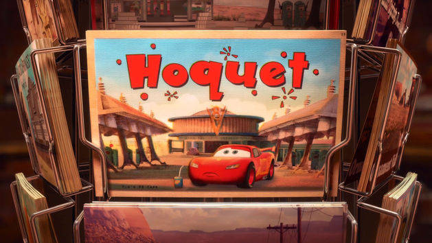 Cars toon - Contes de Radiator Springs - Hoquet