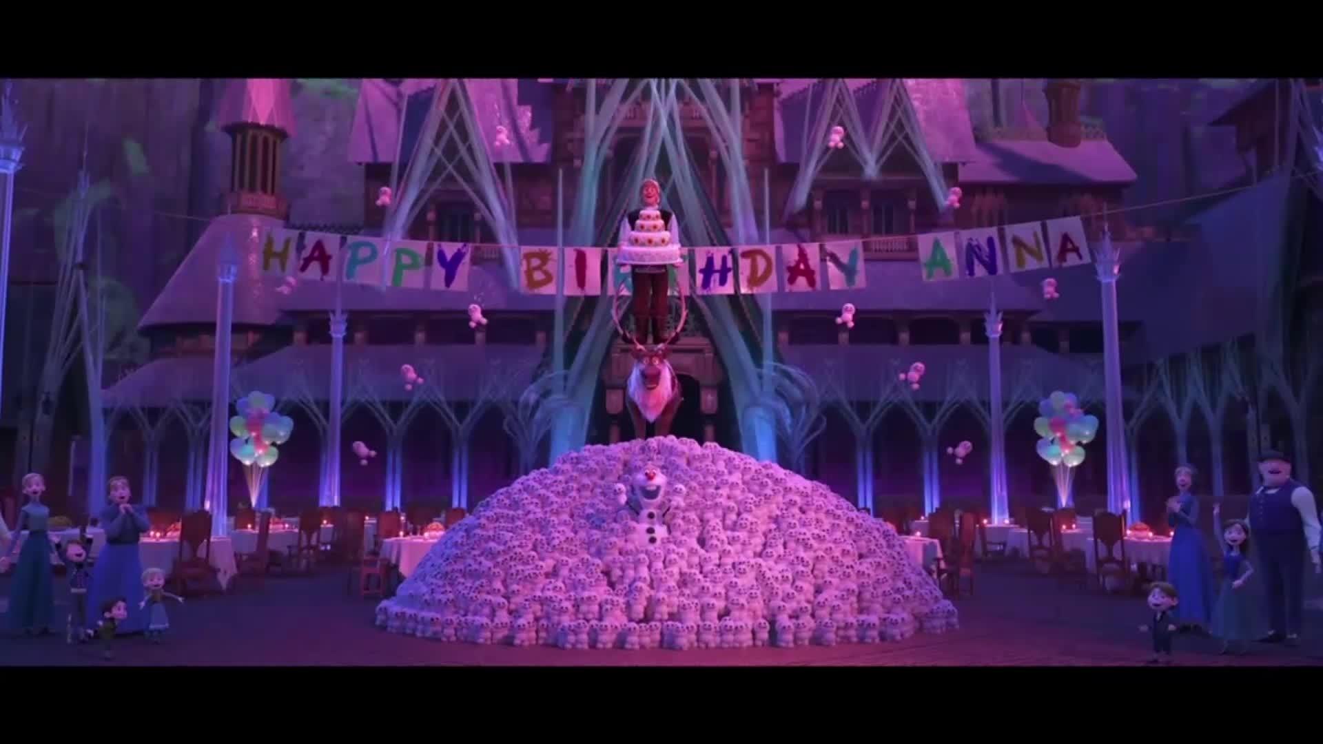Frozen Partyfieber - Trailer