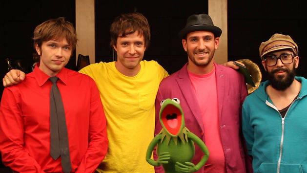Die Muppets - Hinter den Kulissen von OK Go