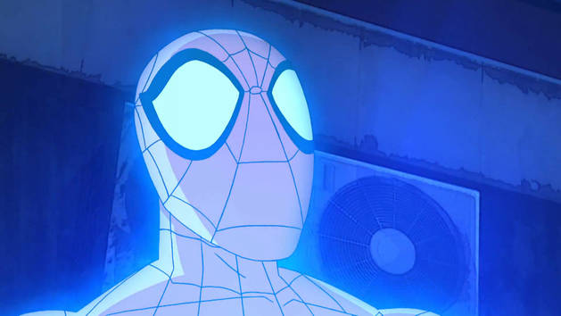 Ultimate Spider-Man Web Warriors - Extrait - Les pouvoirs du Dormammu