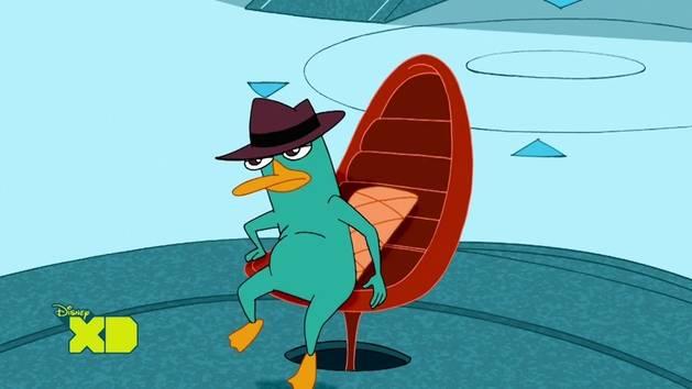 Phineas und Ferb - Beste Szene aus Folge 103b