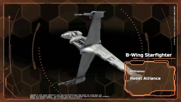 Vaisseaux, Armes Et Véhicules : Le B-Wing