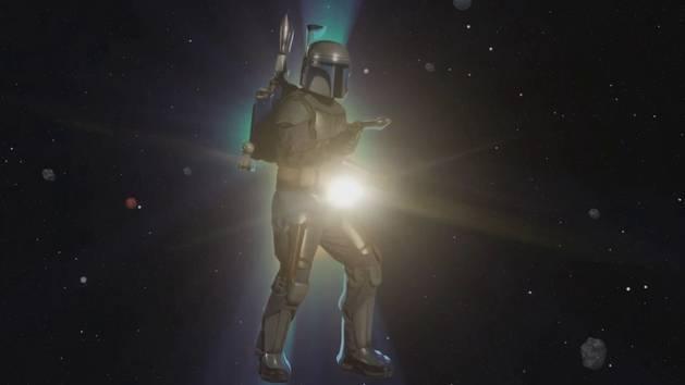 Master the Force - Jango Fett