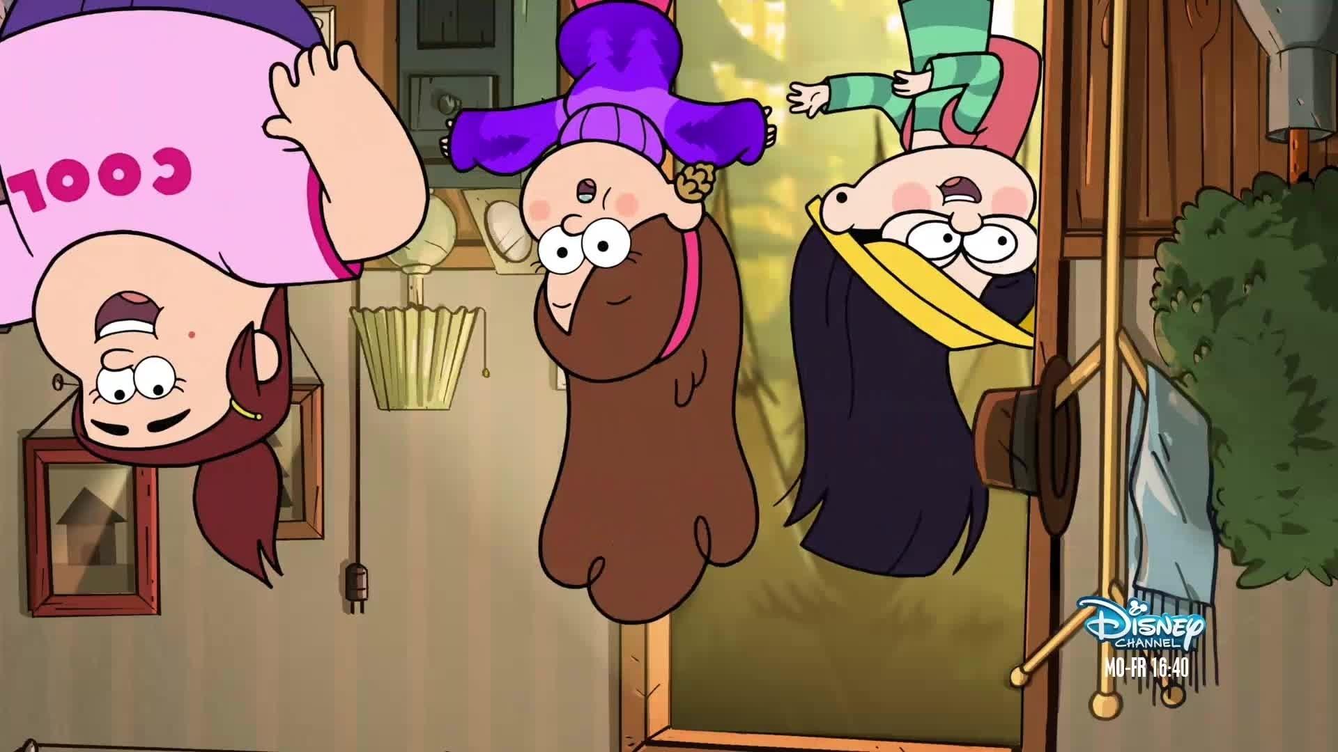 Willkommen in Gravity Falls - Die neue Folgen