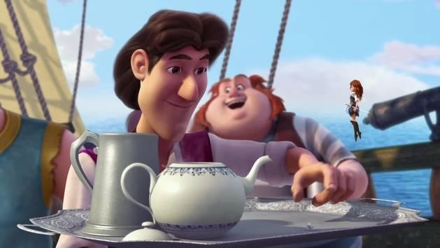 TinkerBell und die Piratenfee - Filmclip #1