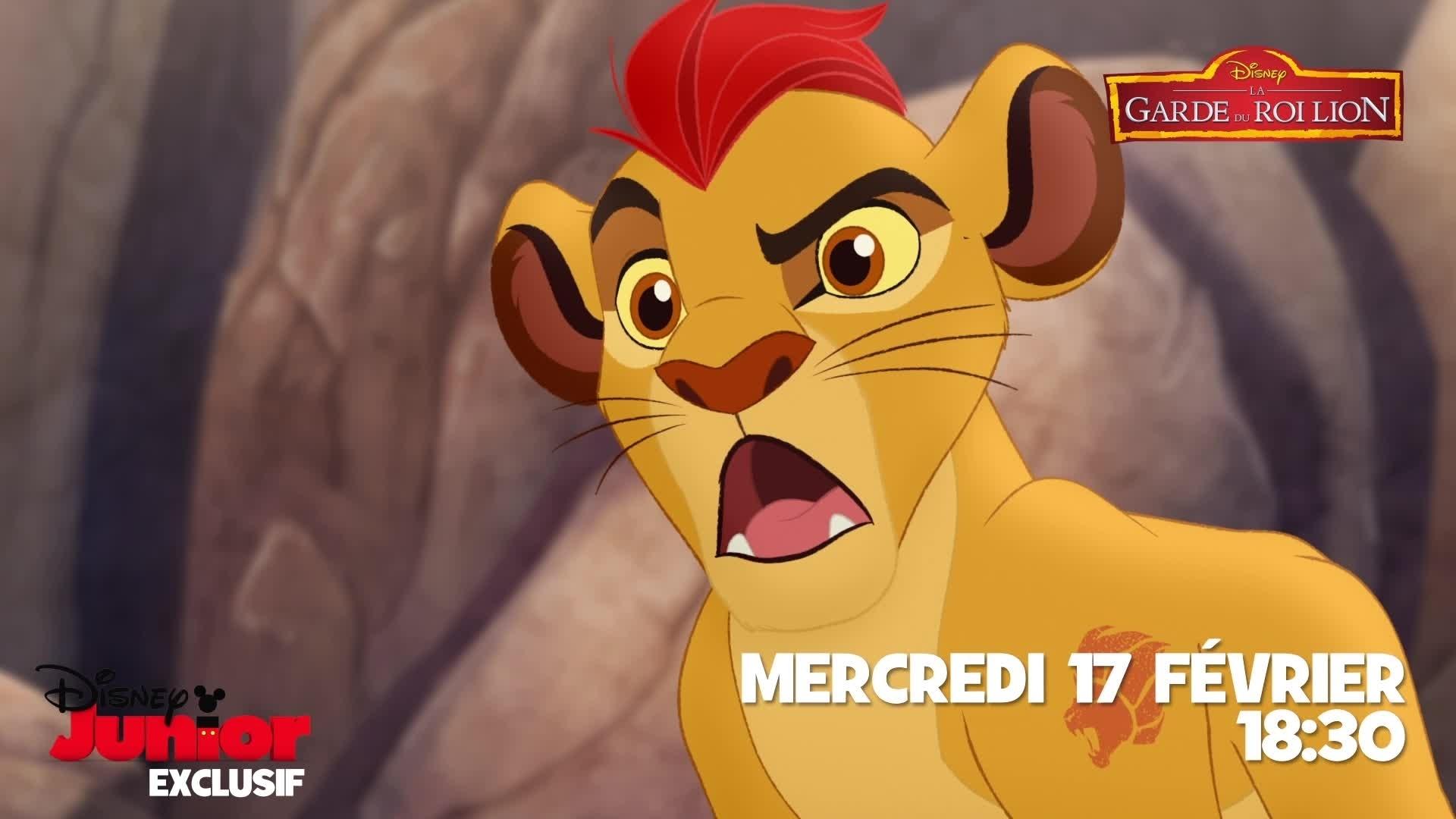 La Garde du Roi Lion - Chanson