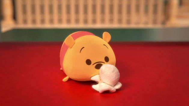 """Tsum Tsum – """"Popcorn au miel"""""""