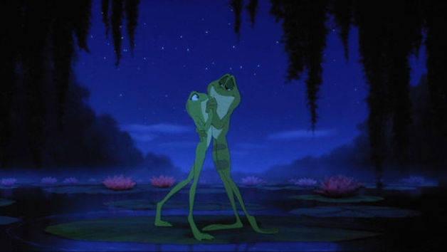 Küss den Frosch - Evangeline