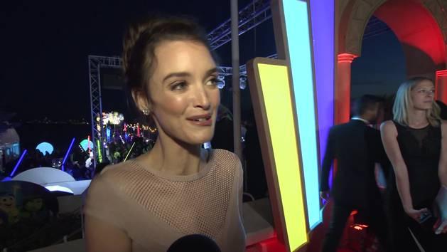 Vice-Versa - Festival de Cannes : Interview de Charlotte Le Bon - Joie