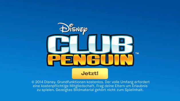 Club Penguin - Trailer