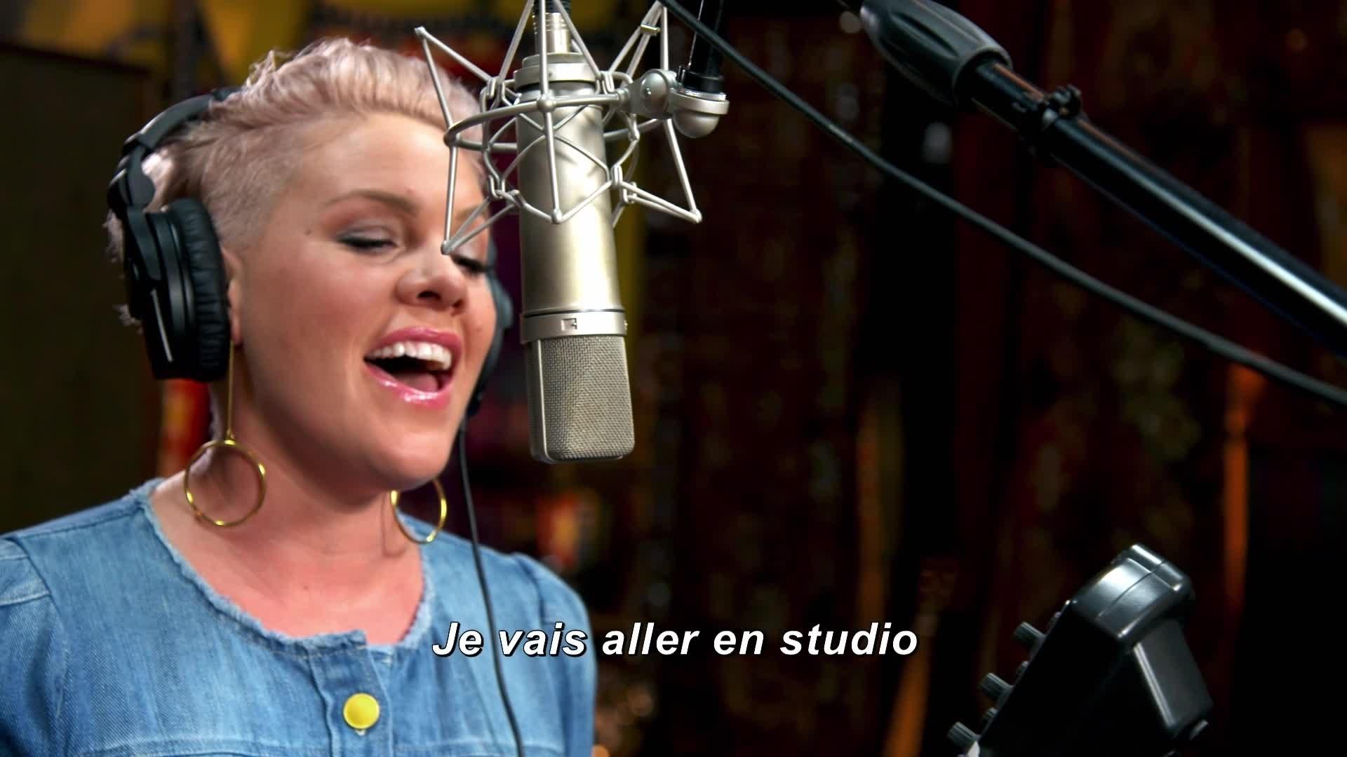Alice De L'autre Côté Du Miroir - Musique du film avec P!NK