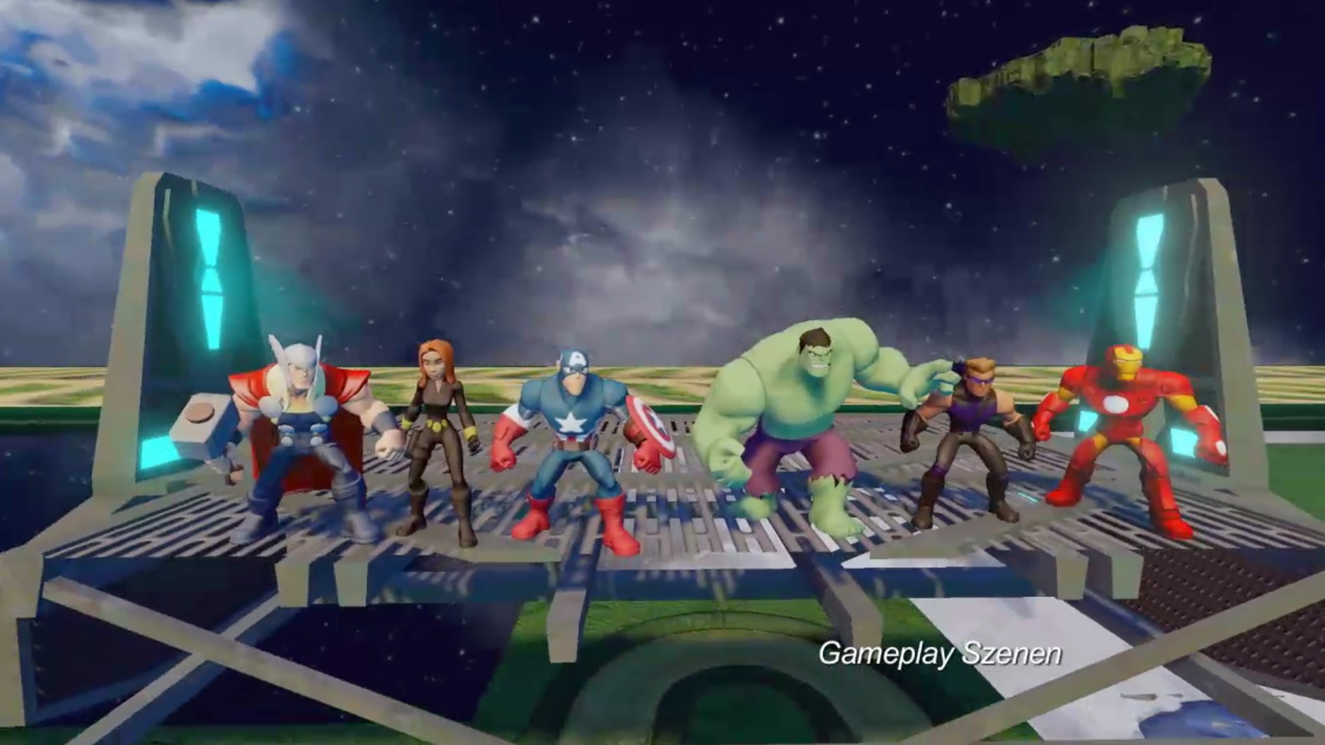 Disney Infinity 2.0 - Avengers Playset