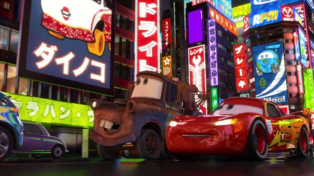 Cars 2 - Offizieller Trailer #1