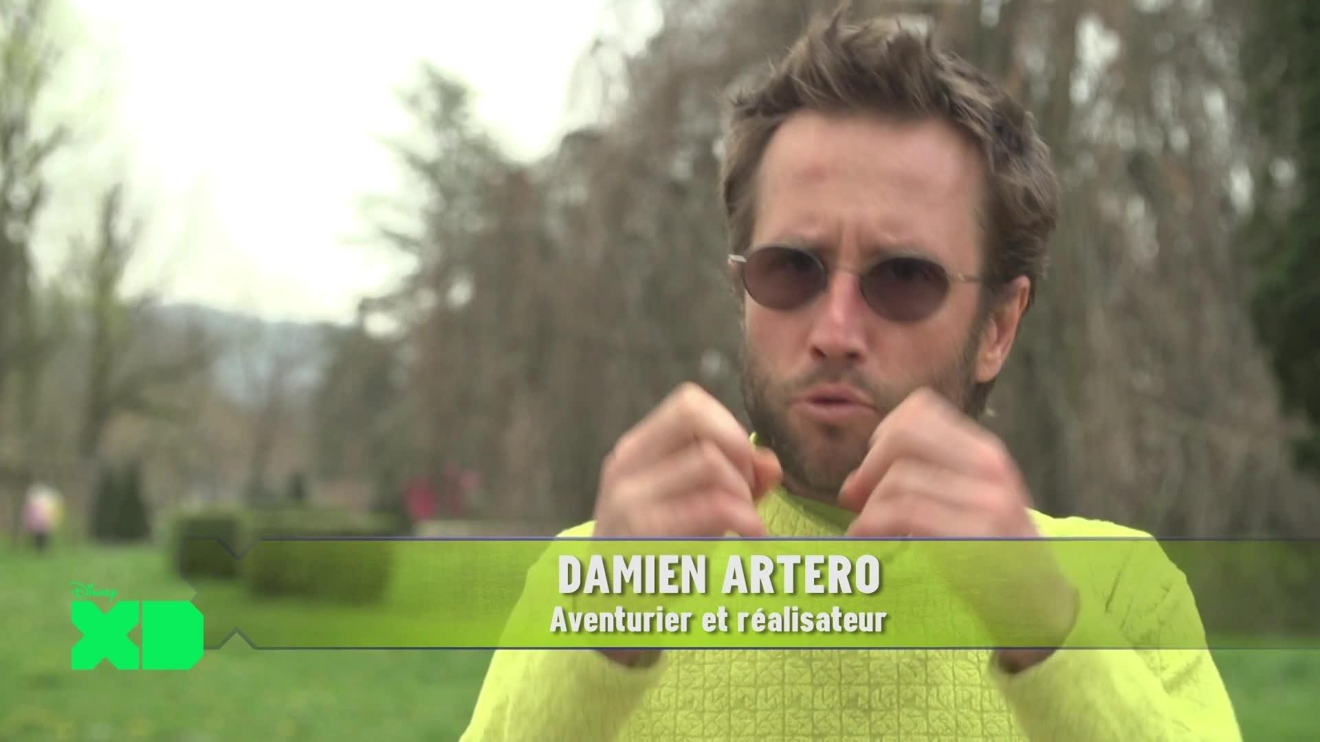 Disney XD Sport News - Damien Artero : Sport aventure