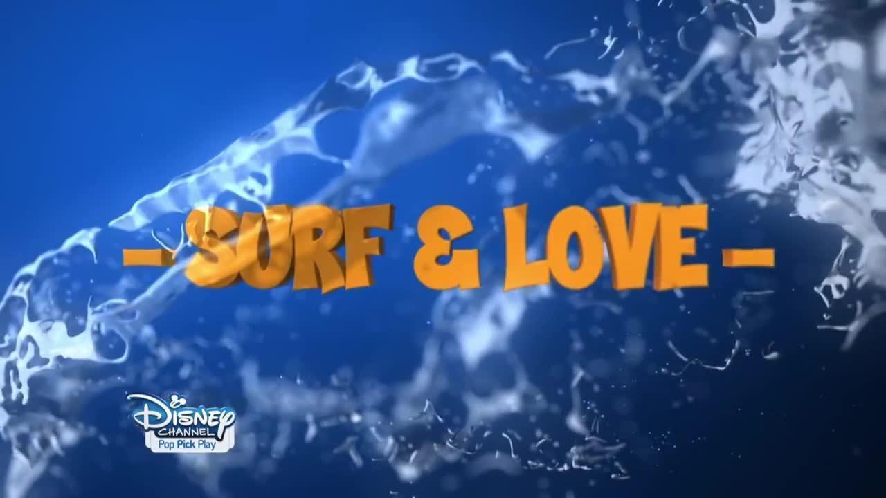 Disney Channel Pop Pick Play - Surf & Love
