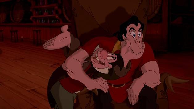 """La Belle et la Bête : Chanson """"Gaston"""""""
