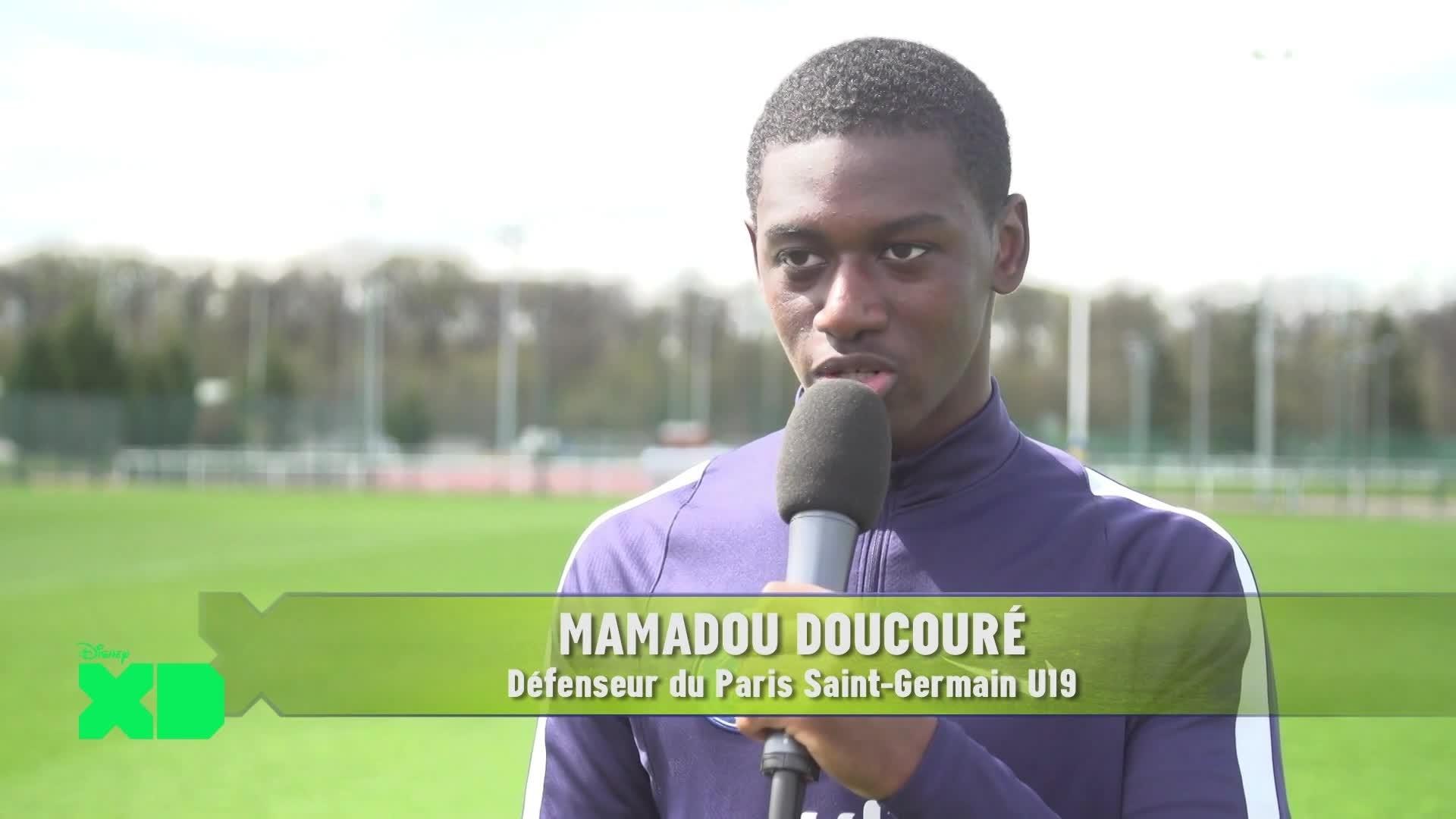 Disney XD Sport News - Paris : Football