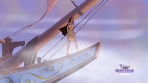 Lieblingsfilm - Pocahontas 2: Die Reise in eine neue Welt