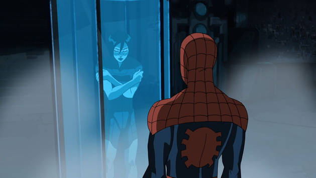 Ultimate Spider-Man Web Warriors - Extrait - Le Vautour