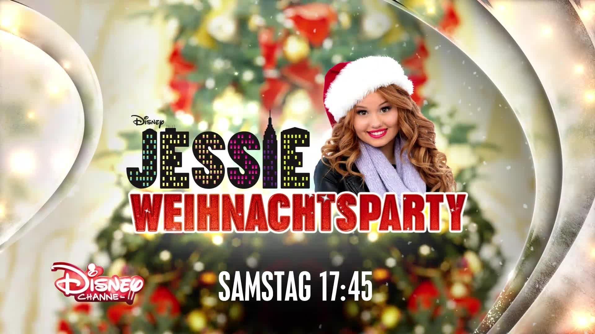 Jessie Weihnachtsparty - Die Weihnachtsparty mit Jessie