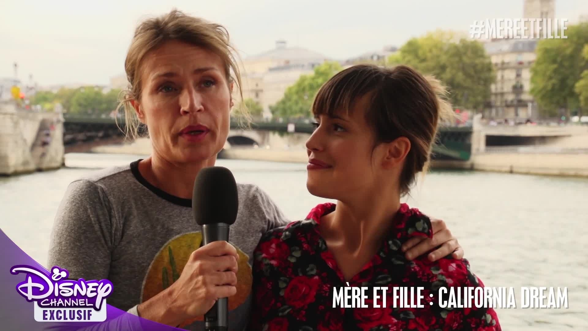 Mère et Fille : California Dream - Le Making Of de Paris