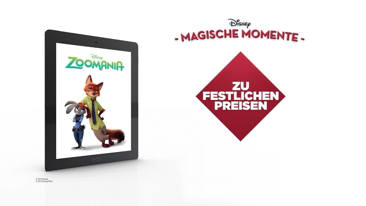 Disney Magische Momente - Jetzt zum Download!